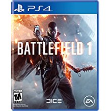 PS4: BATTLEFIELD 1 (NM) (COMPLETE)